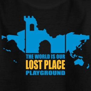 Lost Place - 2colors - 2011 Tee shirts - T-shirt Ado