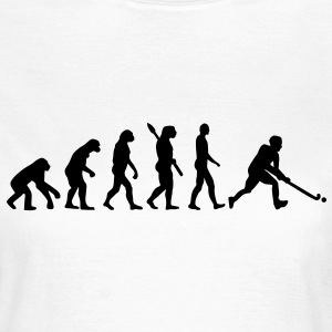 Evolution Hockey T-Shirts - Frauen T-Shirt