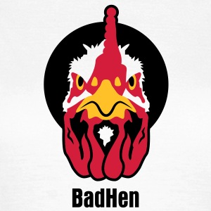 BadHen | Bed Hen | Hen Night T-Shirts - T-shirt dam