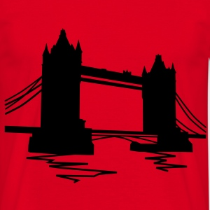 Tower bridge London - Männer T-Shirt