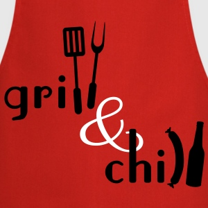 Grill and Chill Tabliers - Tablier de cuisine