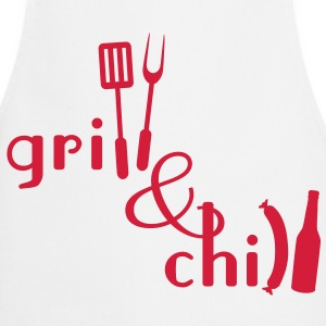 Grill and Chill Kookschorten - Keukenschort