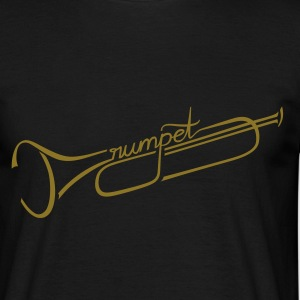 The Trumpet T-Shirts - Men's T-Shirt