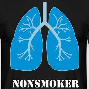 T-shirt Nonsmoker Male - T-shirt Homme