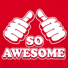 I´m so awesome