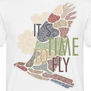 It's Time to Fly... - Men's T-Shirt