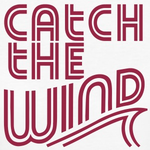 Catch The Wind T-Shirts - Frauen Bio-T-Shirt