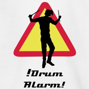 drummer Shirts - Teenage T-shirt