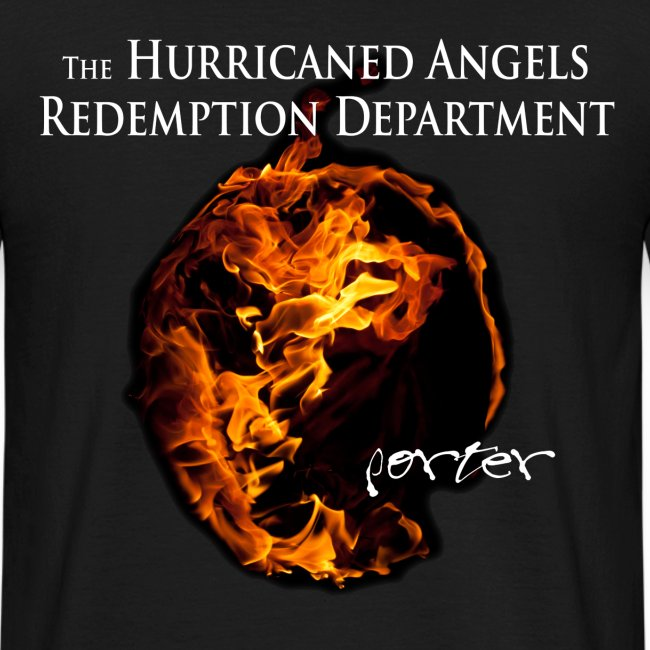 PORTER Wolkenstein Hurricaned Angels T-Shirt Men
