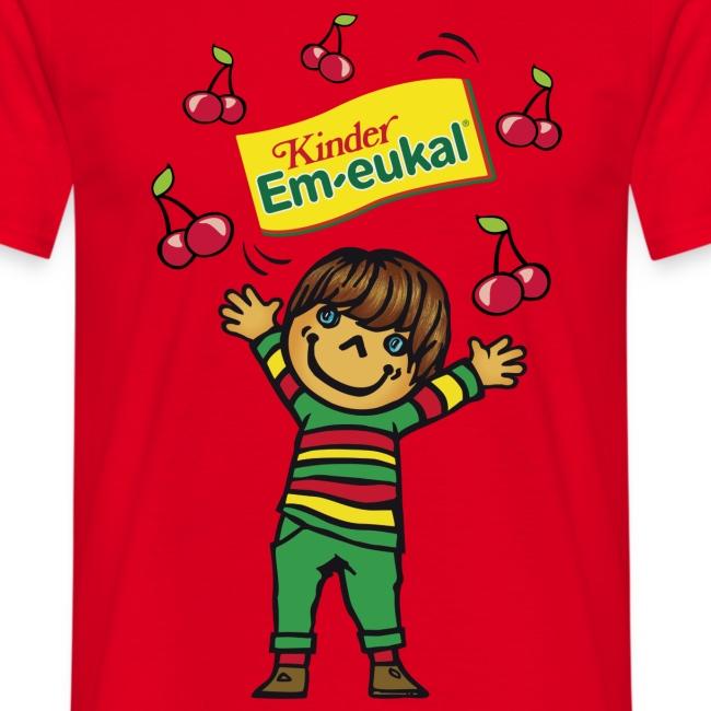 Kinder Em-eukal® Shirt - Männer