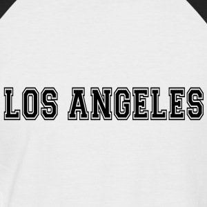 Los Angeles Tee shirts - T-shirt baseball manches courtes Homme