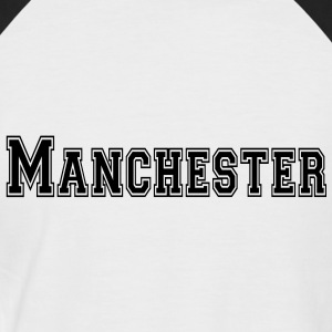 Manchester T-Shirts - Men's Baseball T-Shirt