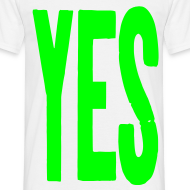 Design ~ YES T-shirt