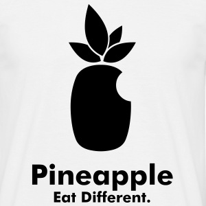 T-shirt Pineapple Homme - T-shirt Homme