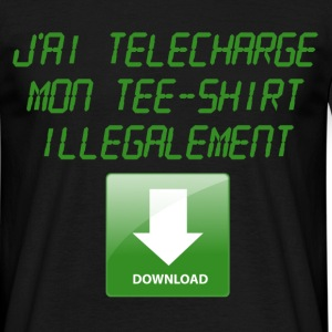 Download Tee-Shirt - T-shirt Homme