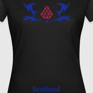 Pride of Scotland 2 colour vector T-Shirts - Women's T-Shirt