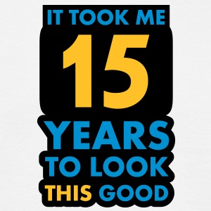 15_years Tee shirts - T-shirt Homme