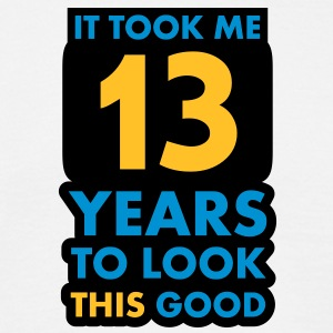 13_years T-Shirts - Men's T-Shirt
