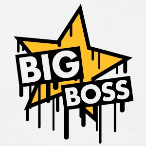 big_boss_star T-shirts - T-shirt herr