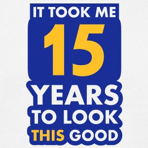 15_years T-Shirts - Men's T-Shirt