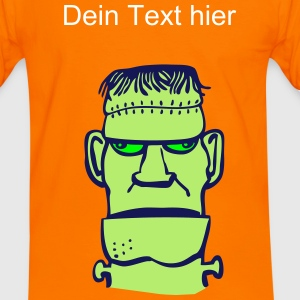 Frankenstein Monster T-Shirts - Men's Ringer Shirt