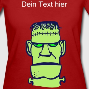 Frankenstein Monster T-Shirts - Frauen Bio-T-Shirt