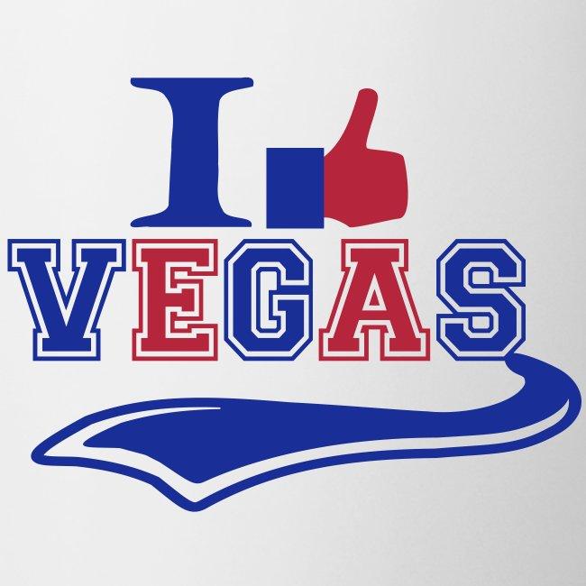 i like vegas + all in poker