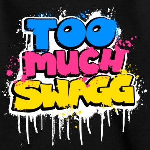 TOO MUCH SWAGG graffiti Tee shirts Enfants - T-shirt Enfant