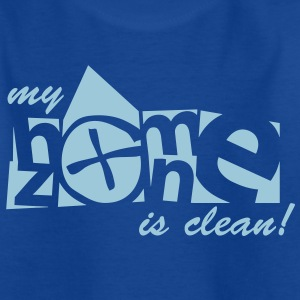 my home zone is clean - 2011 T-shirts - T-shirt barn