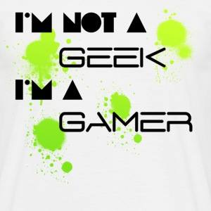 I'm not a GEEK - T-shirt Homme