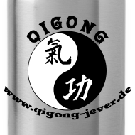 Motiv ~ Qigong Trinkflasche