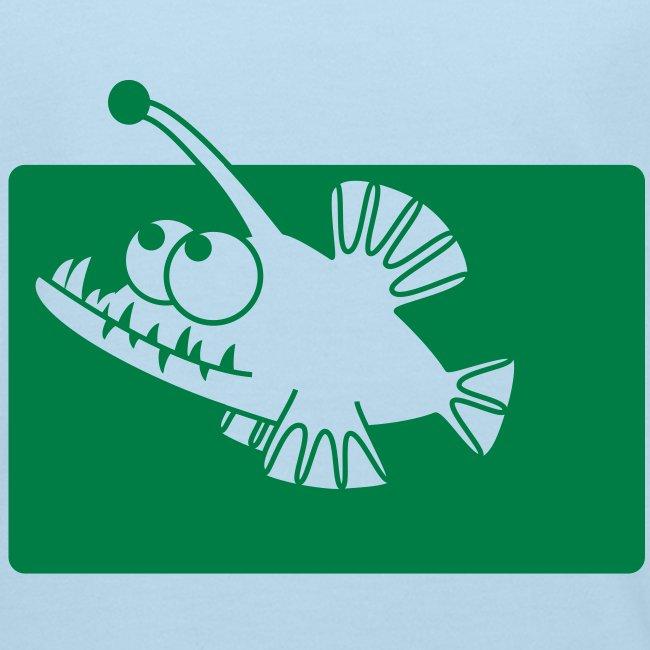 angeln wie ein Fisch