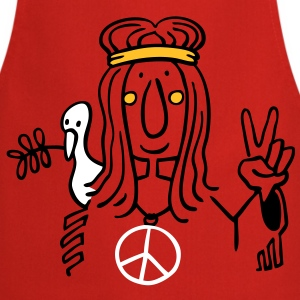 Hippie  Aprons - Cooking Apron