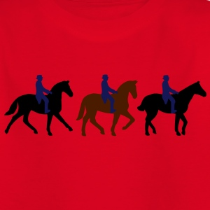 dressage Kids' Shirts - Kids' T-Shirt