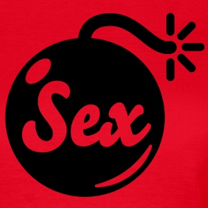 Sexbombe | Sex | Bomb T-Shirts - Frauen T-Shirt
