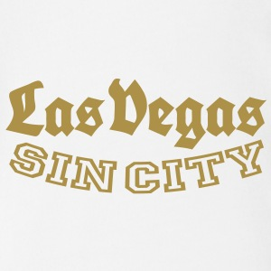 LAS VEGAS SIN CITY Baby Shirts  - Organic Short-sleeved Baby Bodysuit