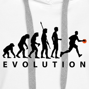 evolution_basketball Hoodies & Sweatshirts - Women's Premium Hoodie