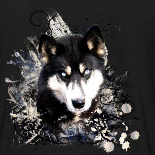 MyArtFashion_chien_husky
