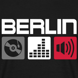 Berlin DJ T-Shirts - Men's T-Shirt