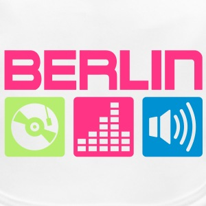 Berlin DJ Accessories - Baby Organic Bib