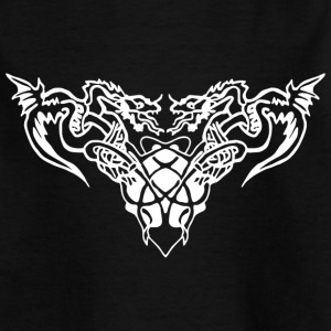 draak tattoo Shirts - Teenager T-shirt