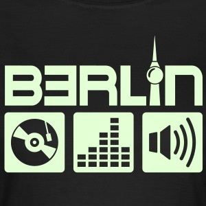Berlin Music T-Shirts - Women's T-Shirt
