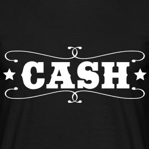 Cash - Men's T-Shirt