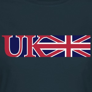 uk_union_jack_3c T-Shirts - Women's T-Shirt