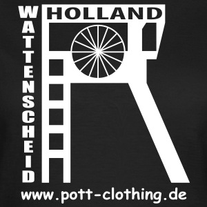 Zeche Holland (Wattenscheid) T-Shirts - Frauen T-Shirt