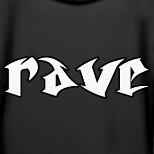 rave1 Sweat-shirts - Sweat-shirt à capuche Premium pour femmes