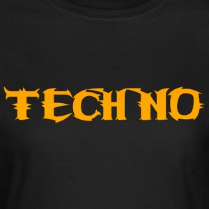 techno5 T-Shirts - Frauen T-Shirt