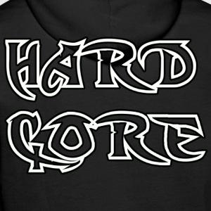 hard-core9 Sweat-shirts - Sweat-shirt à capuche Premium pour hommes