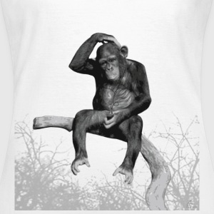 Monkey Music - Women's T-Shirt