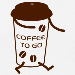 Coffee go to... T-Shirts - Männer T-Shirt